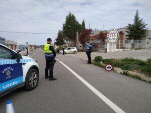 El cuerpo de Policía Local detecta siete infracciones en los controles de vigilancia de alcohol y drogas a 191 conductores