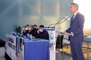 Eurocaja Rural resalta el papel dinamizador de los empresarios en la clausura de la Asamblea General CEOE CEPYME Cuenca