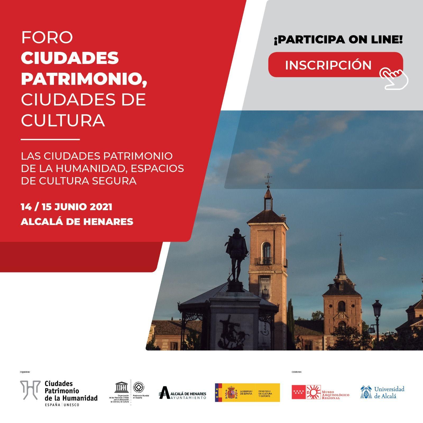 Toledo y Ciudades Patrimonio de la Humanidad abordan el papel de la cultura y la gestión cultural en entornos patrimoniales