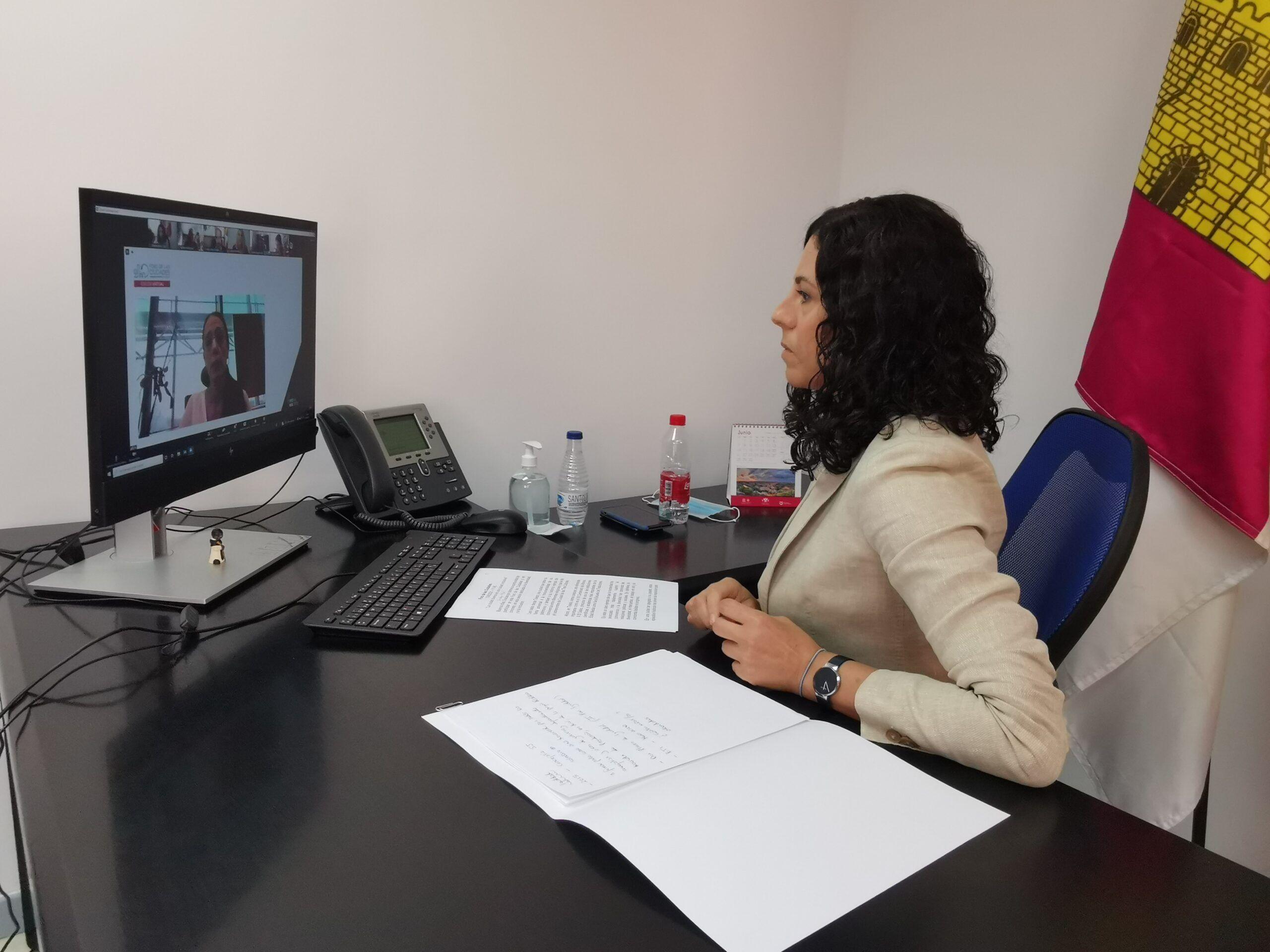 Toledo participa en la edición virtual del Foro de las Ciudades cuyo programa incluye la sesión 'La ciudad diversa es una ciudad inclusiva'