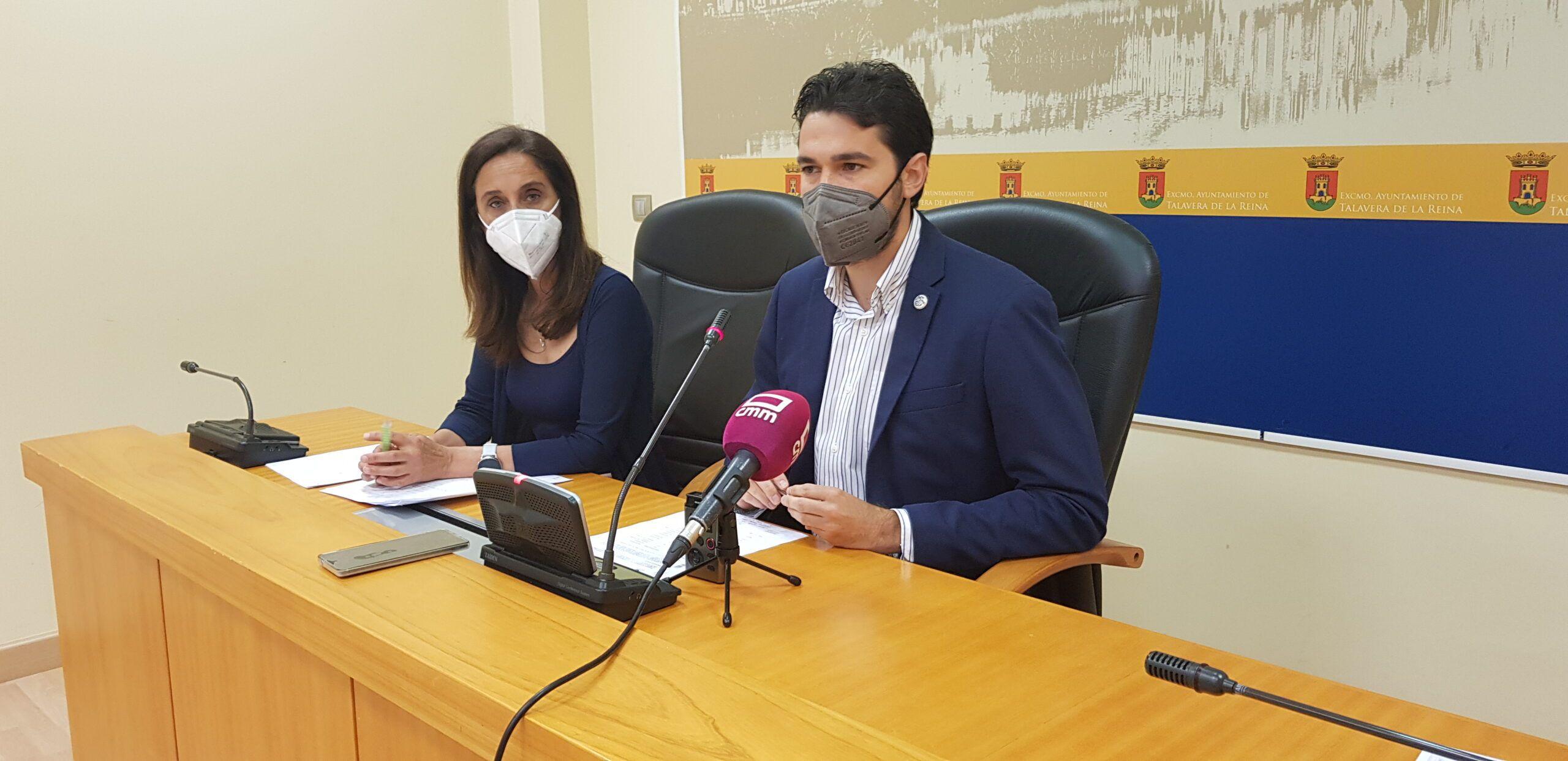 El equipo de Gobierno arranca la mayor acción de desbroces de caminos rurales y limpieza de solares de Talavera superando los 71.600 metros cuadrados de actuación
