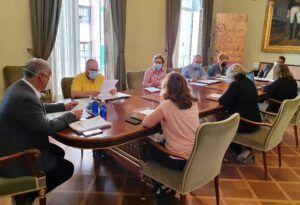 La Diputación destina 57.000 € a convenios para la promoción del patrimonio cultural de la provincia