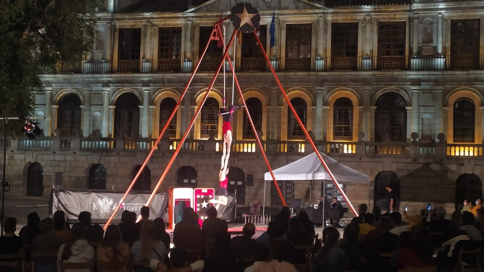 El Gobierno local celebra la buena acogida y calidad del festival 'Toledo, escena viva' que se reeditará el año que viene