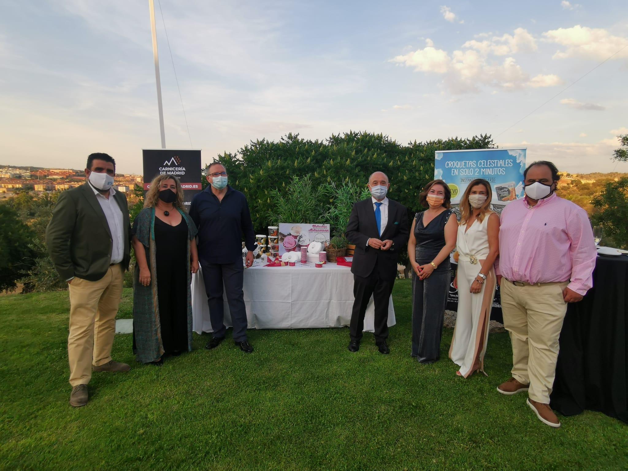 El Consistorio apuesta por promover el consumo de productos de proximidad en la presentación de una ruta gastronómica