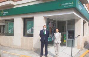 Eurocaja Rural continúa su expansión en la provincia de Ávila con la apertura de una nueva oficina en Lanzahíta