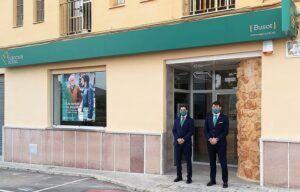 Eurocaja Rural inaugura una nueva oficina en Busot (Alicante)