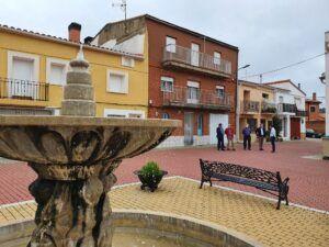 La Diputación de Cuenca invierte 15.000 euros en el arreglo de las pistas polideportivas de Fuentelespino de Moya