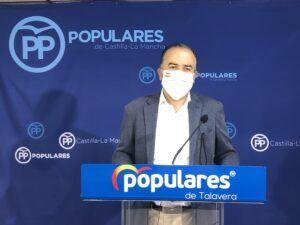 Gregorio critica que Sánchez quiera vetar la decisión del Senado de bajar el IVA a las peluquerías