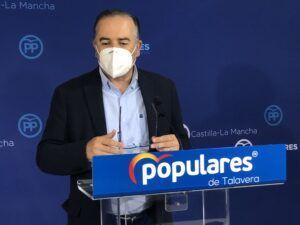 """Gregorio reta a Page a que firme en contra de los indultos de Sánchez """"a los sediciosos catalanes"""""""