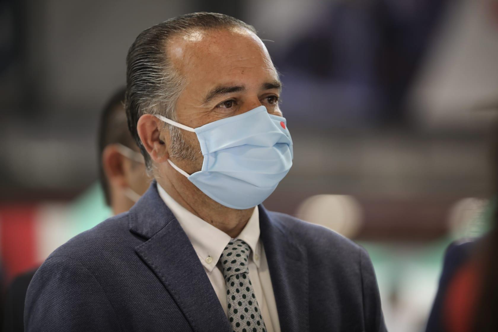 Gregorio denuncia el total colapso en las urgencias del Virgen de la Salud, con en torno a 60 personas esperando para ser ingresadas