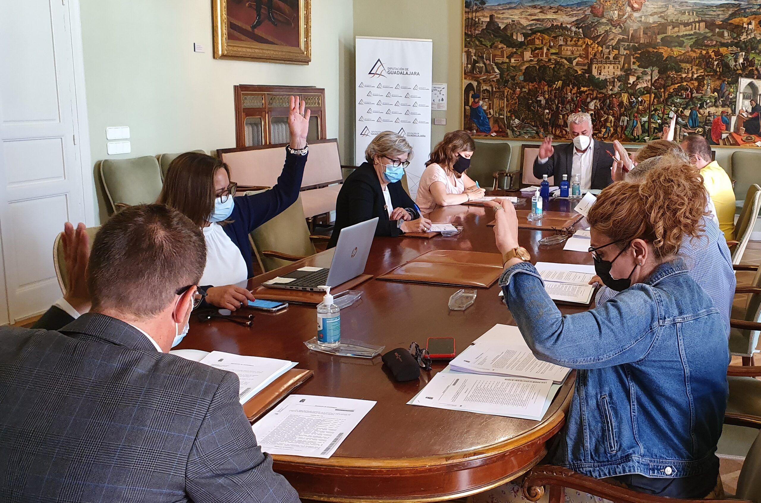 La Diputación de Guadalajara destina 750.000 € al fomento del empleo y el emprendimiento
