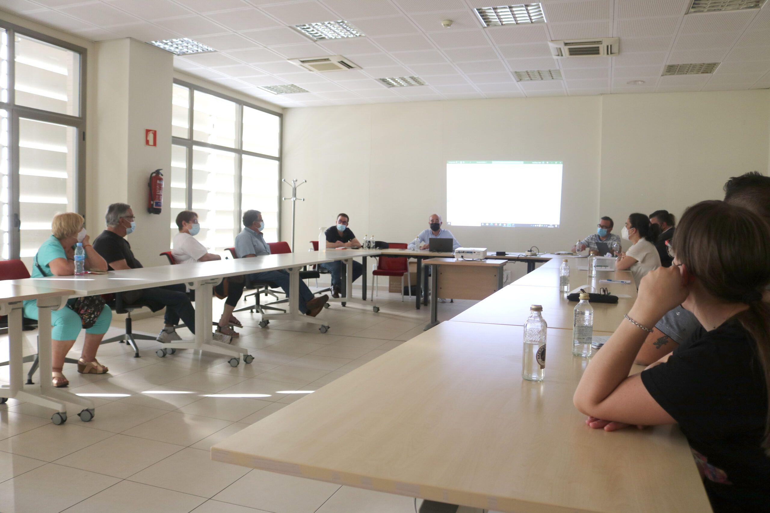 El Ayuntamiento ha puesto en marcha 325.000 euros para dar respuesta a las inversiones previstas en los presupuestos participativos