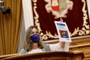 """Guarinos señala la indecencia de Page y el PSOE que es """"el partido más corrupto de Europa y el único condenado por financiación ilegal"""""""