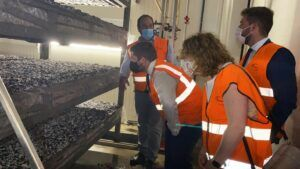 El Gobierno regional acondicionará la CM-3226 en Villamalea a lo largo de tres kilómetros y con una inversión de 400.000 euros