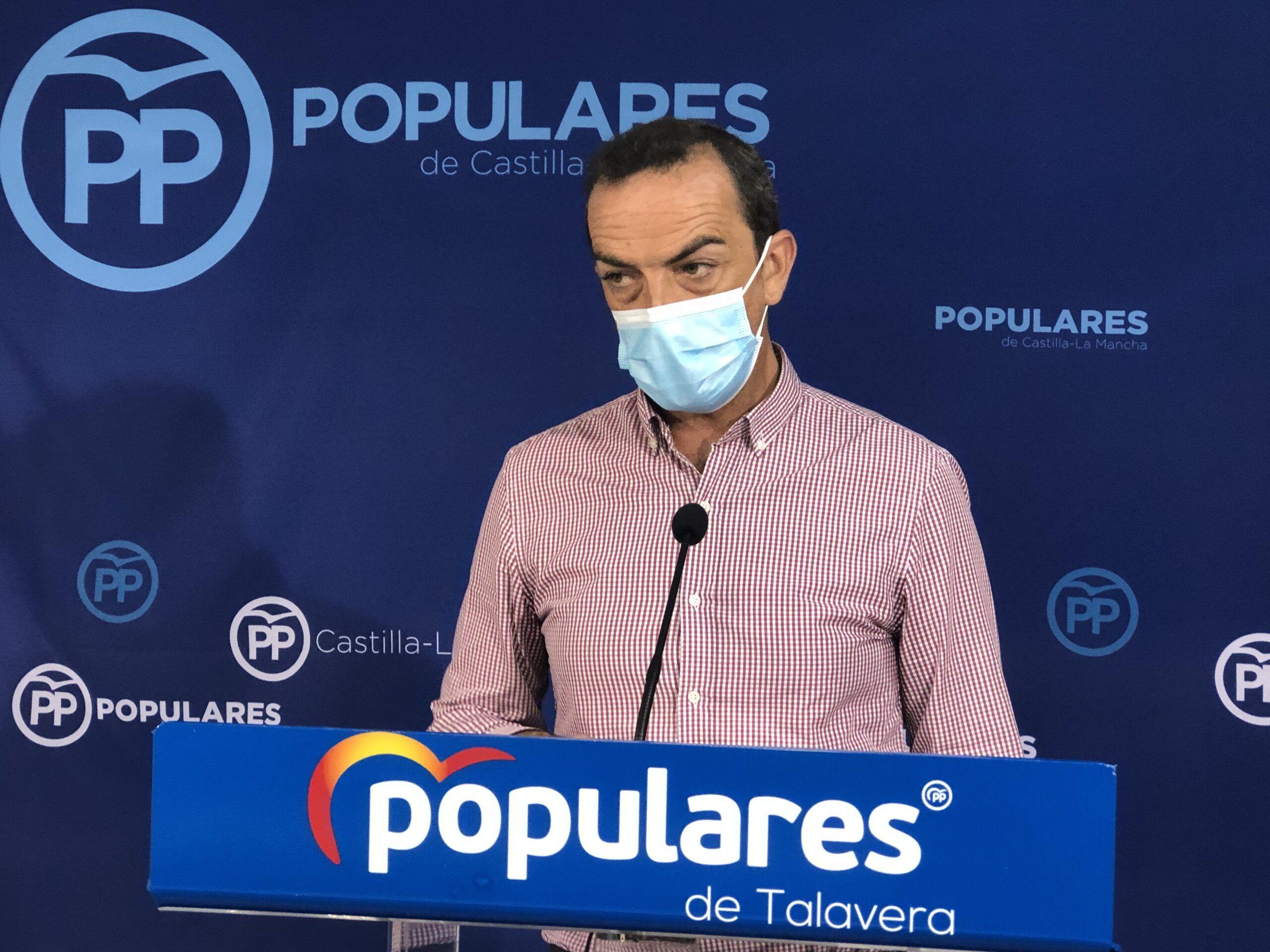 """Higueruela: """"El voto en contra del PSOE al Camino de Guadalupe es una excusa para no ayudar a Talavera"""""""