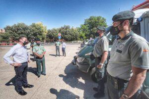 El dispositivo de vigilancia especial de las Lagunas de Ruidera arranca el jueves 1 para atender una temporada de mayor afluencia de visitantes