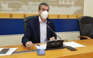 """El concejal de Hacienda sobre el PP y Vox: """"ni aportan ni creen en la ciudad de Talavera"""