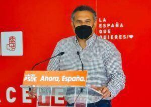 """El PSOE de Albacete """"sigue esperando al PP en la defensa de los intereses de este territorio en materia de agua"""""""