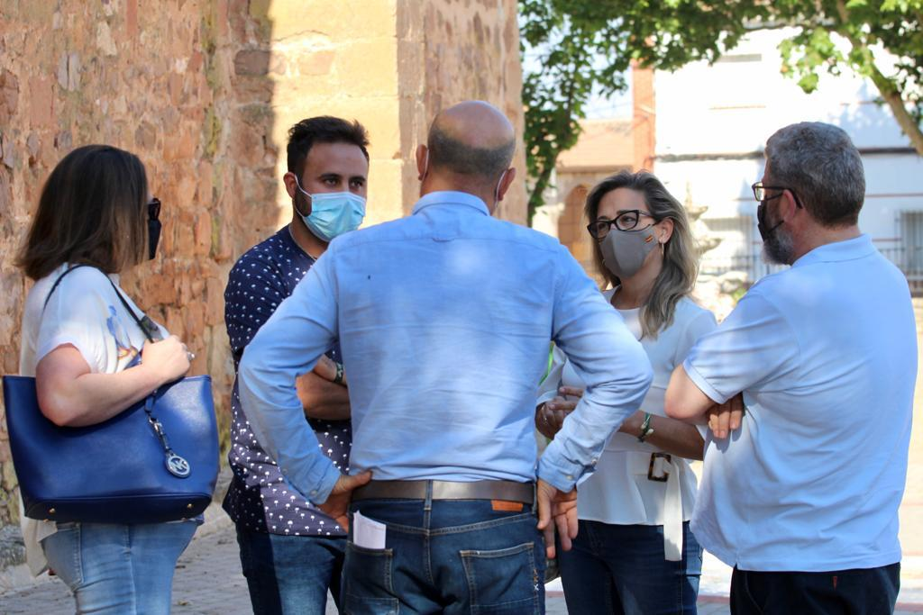 El PP-CLM lleva a las Cortes 20 medidas para recuperar la población y el bienestar en el Campo de Montiel