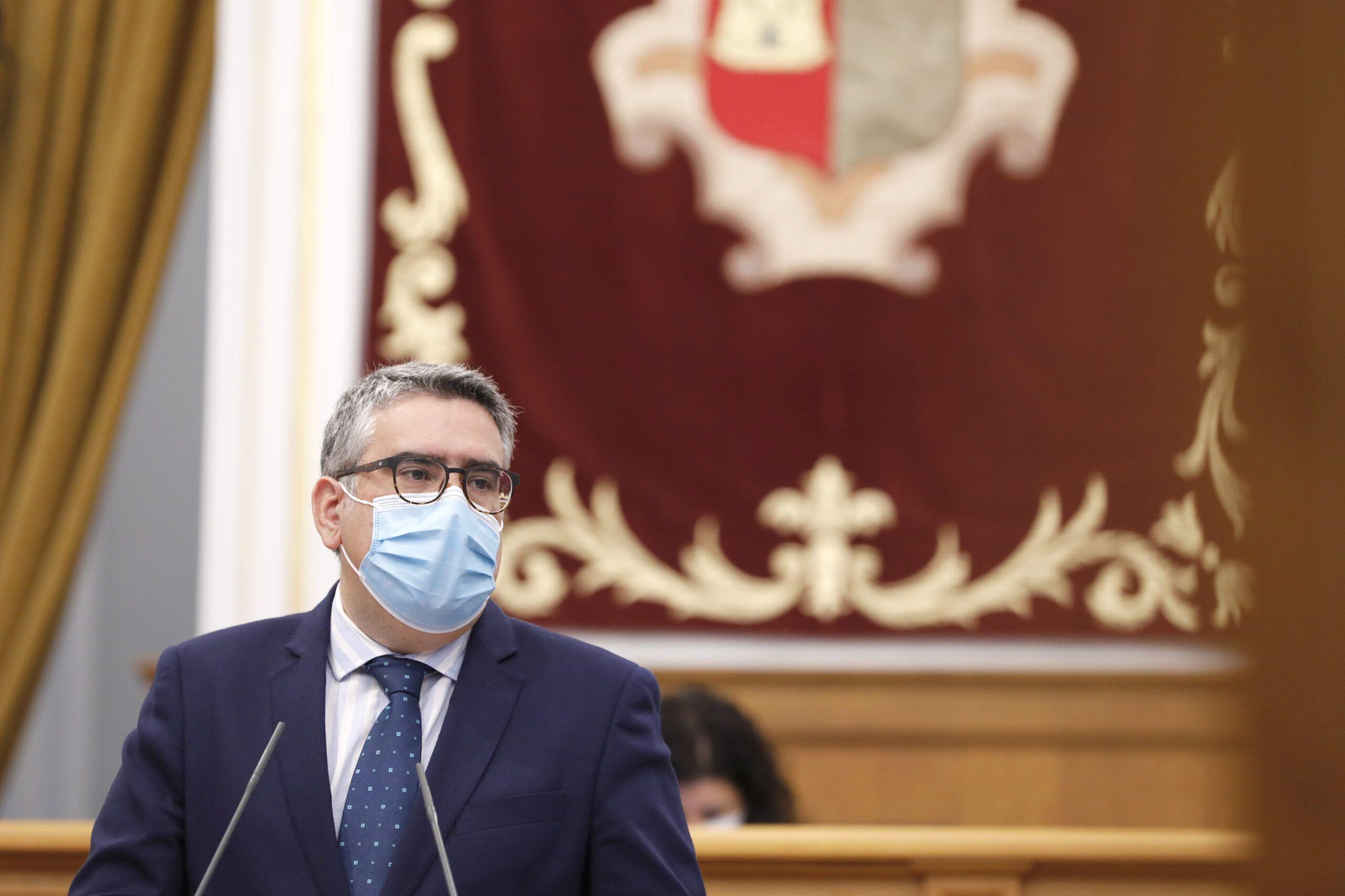 Rodríguez lamenta que la Ley no busca la agilidad en la gestión de los fondos, sino, extender un cheque en blanco al Gobierno de Page para `saltarse los controles y no dar cuentas a la oposición´