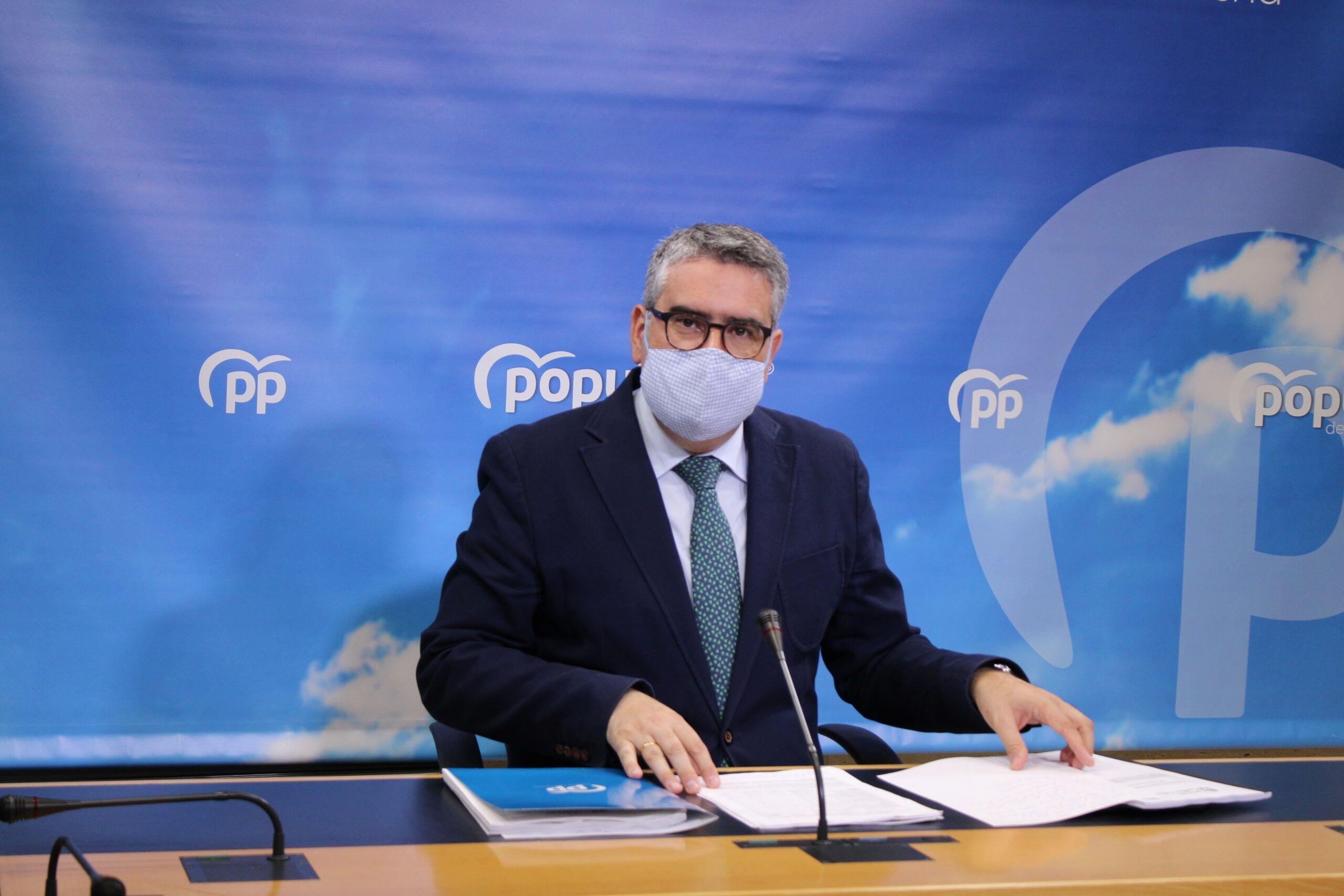 El PP-CLM presenta 28 enmiendas al considerar que esta Ley no cumple los principios básicos de transparencia y de rendición de cuentas que exige la Unión Europea