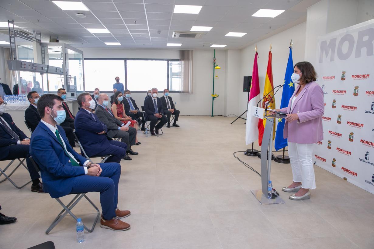 El Gobierno de Castilla-La Mancha subraya la capacidad de recuperación de la industria regional, que se sitúa por encima de la media del conjunto del país