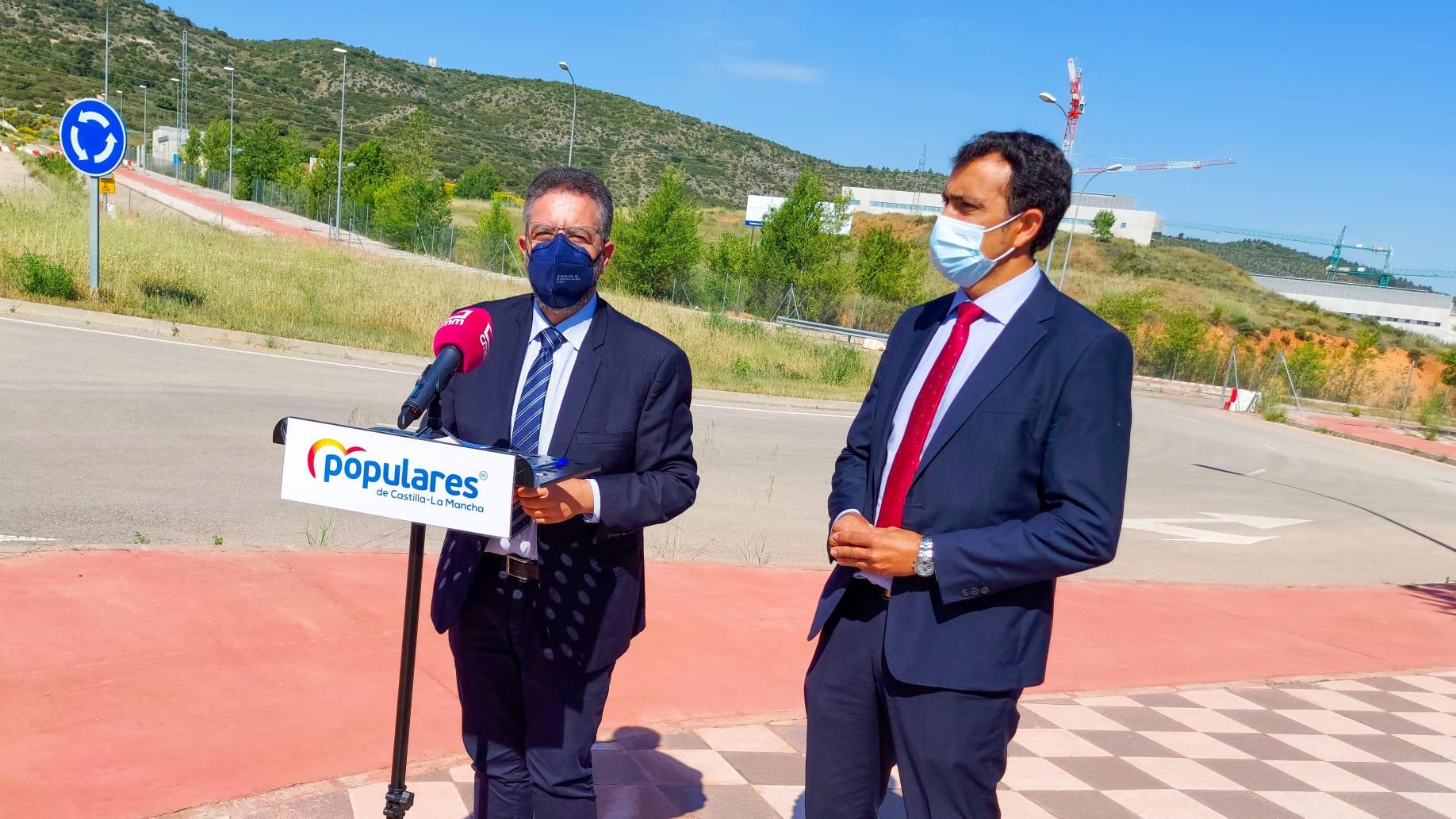 """Moreno afirma que estos dos años de legislatura han confirmado a Page como el peor gestor sanitario de toda España: """"Incapaz, inoperante, faltón y sobrado de arrogancia"""""""