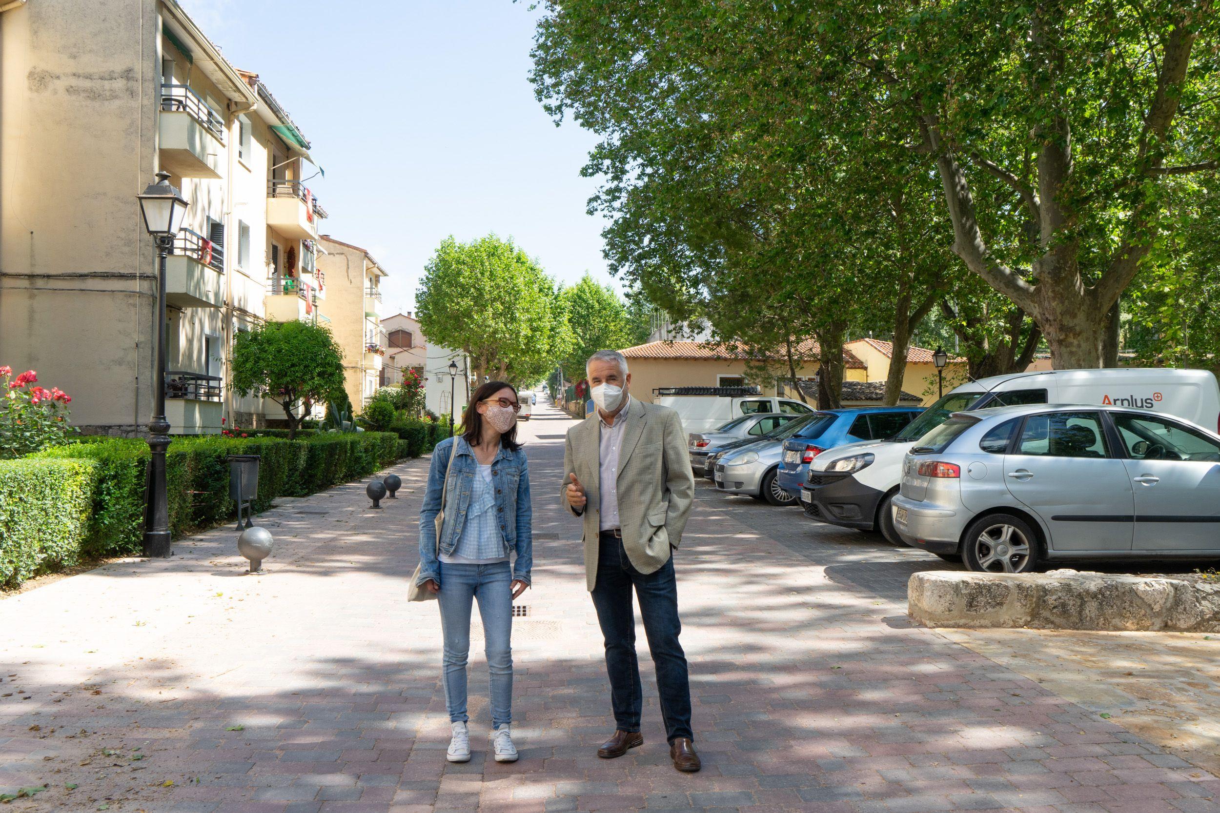 La Diputación de Guadalajara invierte 300.000€ en pavimentación y cambio de redes de seis municipios