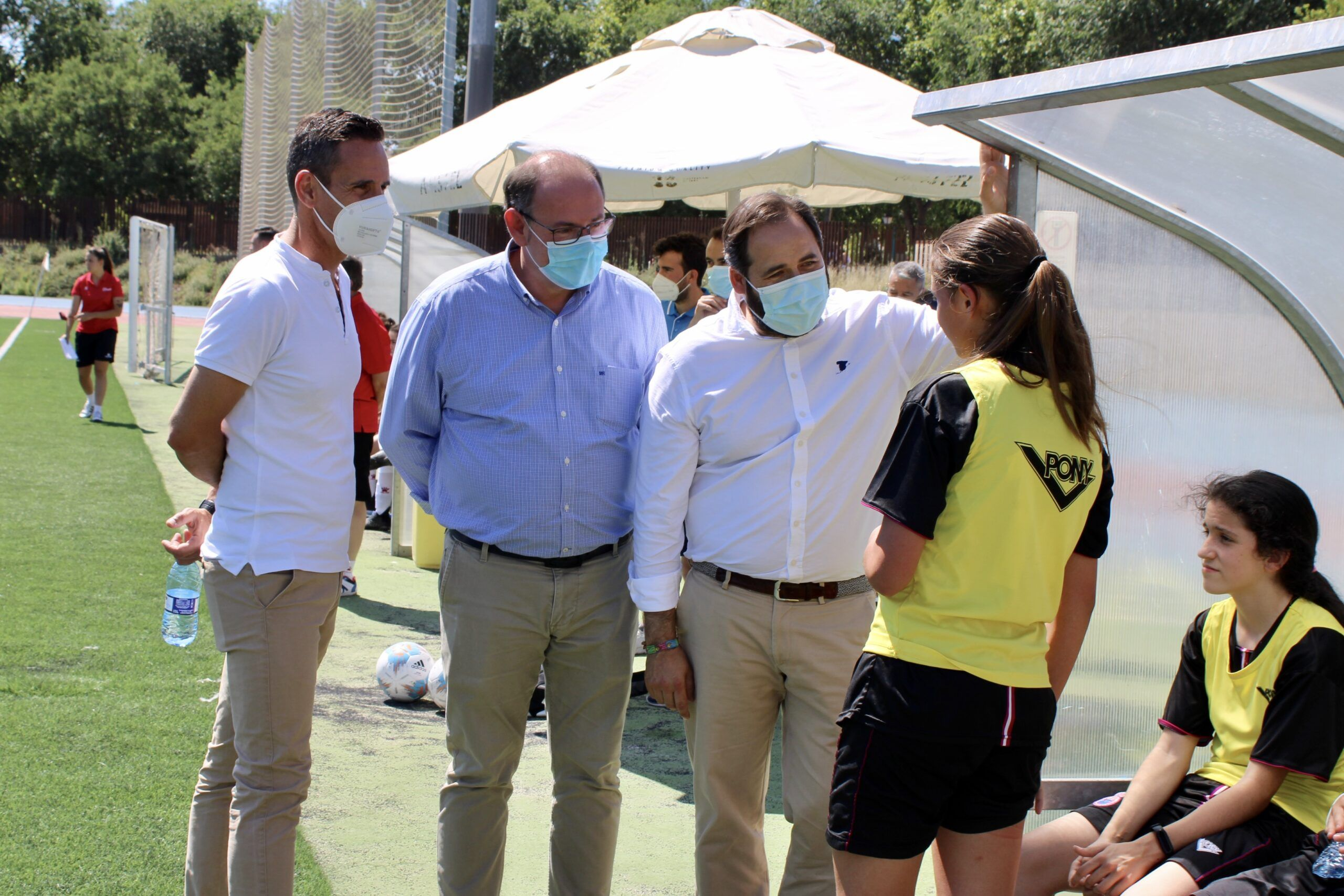 Núñez defiende al deporte como actividad esencial por los valores implícitos que conlleva y por ser un dinamizador de la actividad económica de la región
