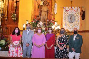 La delegada de la Junta pide responsabilidad y prudencia a la población en la celebración de fiestas patronales como las de Villarta de San Juan