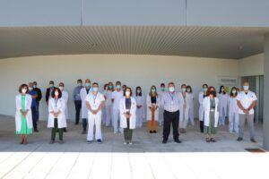 El Hospital Universitario de Toledo comienza a recibir a los primeros pacientes del servicio de Oncología Radioterápica