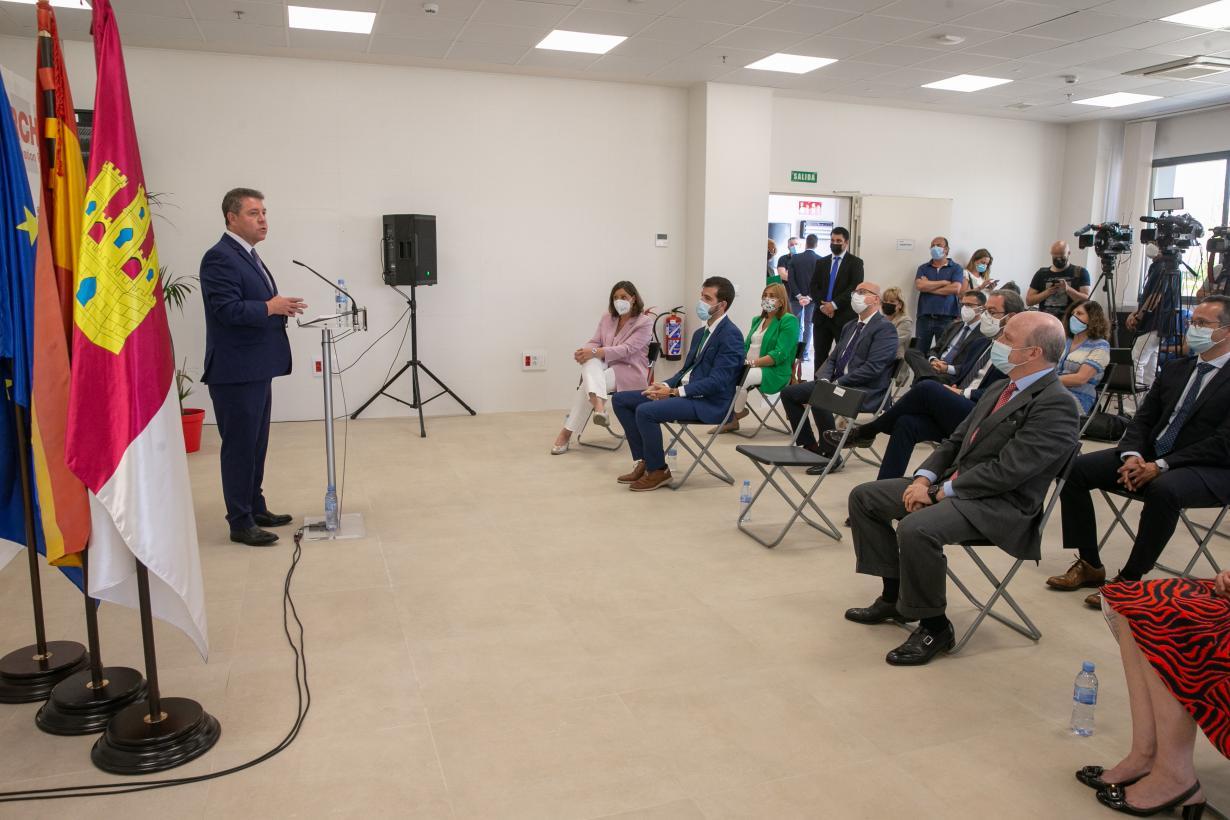 García-Page anuncia que en sólo tres días se han solicitado 30 millones de euros de los fondos europeos para superar la crisis del Covid-19