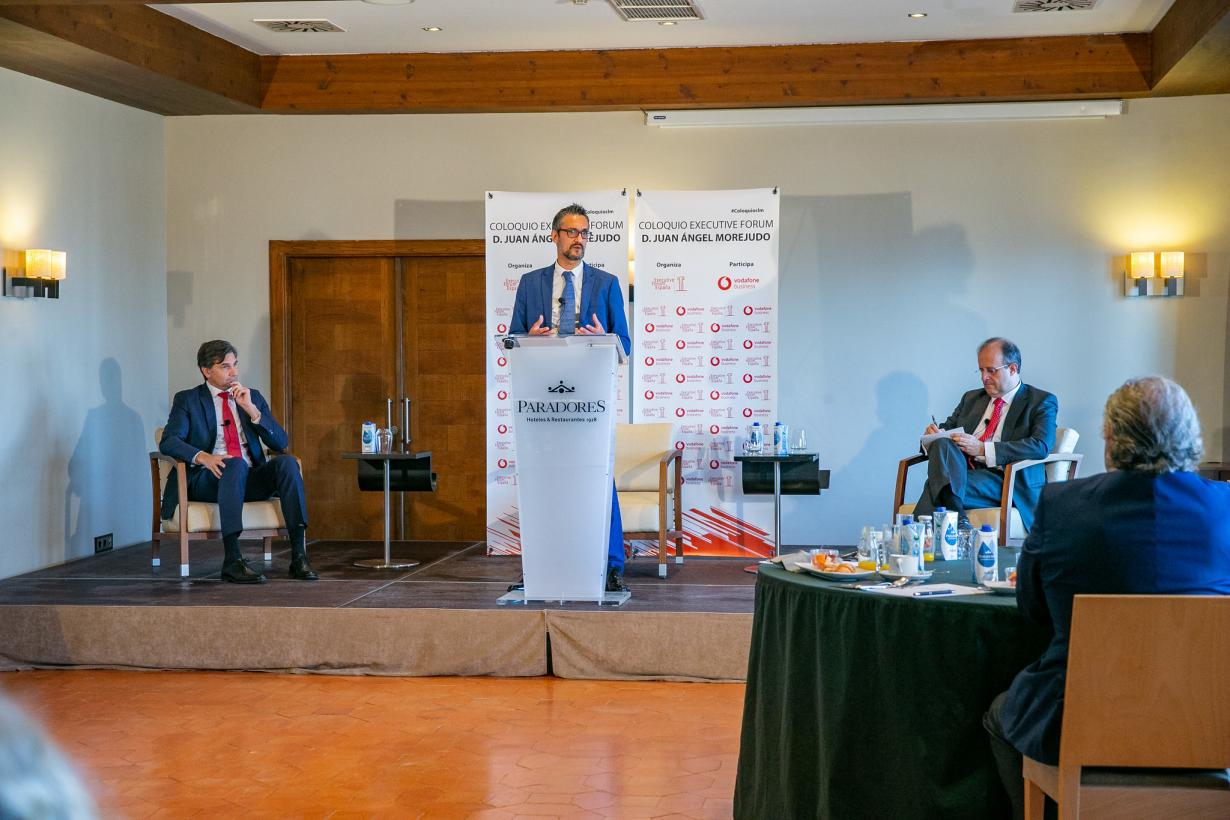 """El Gobierno regional destaca la importancia de la tecnología para salir de la crisis """"de una forma más rápida"""" y crear empleo"""