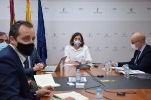 El Gobierno de Castilla-La Mancha traslada su apoyo al proyecto para el nuevo desarrollo del potencial logístico de Illescas por parte de GLP
