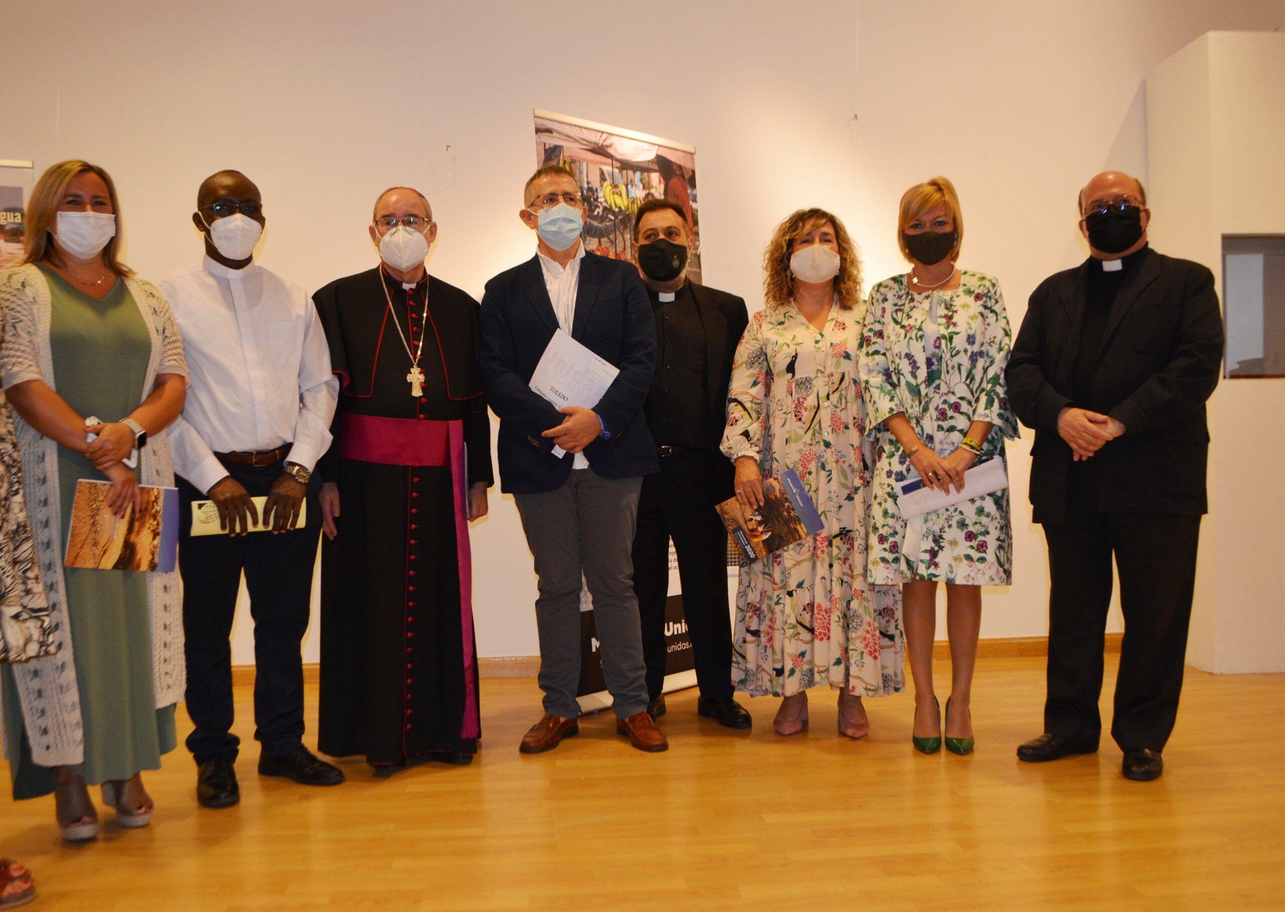 La Diputación comparte los objetivos de solidaridad de Manos Unidas con los más vulnerables del planeta
