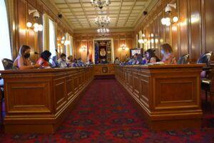 La Diputación de Cuenca aprueba todos los puntos del orden del día en el pleno ordinario del mes de junio