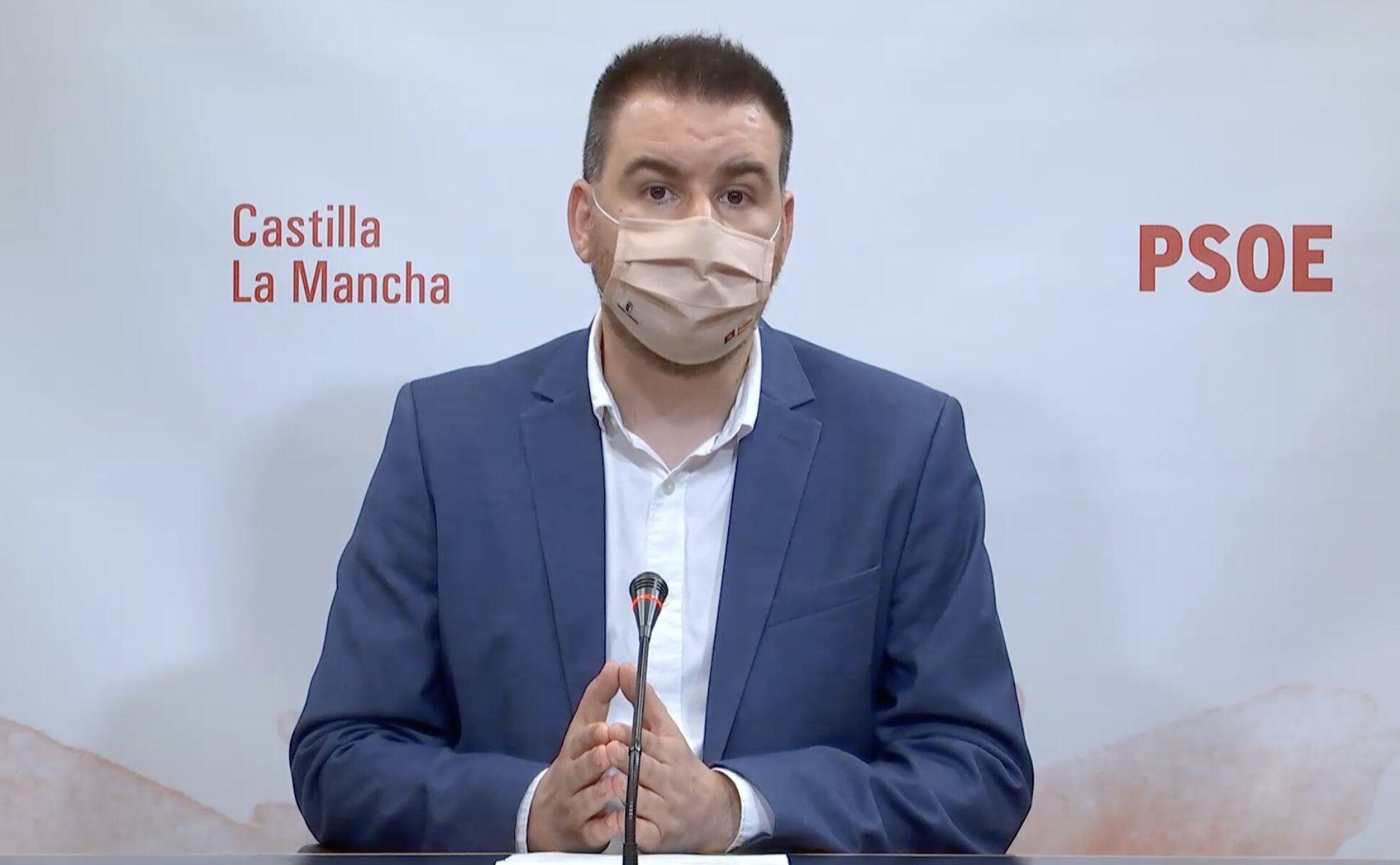 Sánchez Requena destaca que los buenos datos del paro animan al Gobierno de Page