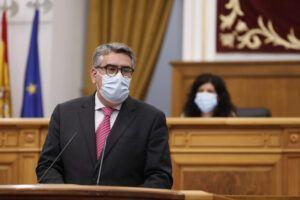 """Rodríguez exige al Gobierno regional ´luz y taquígrafos´ en la ejecución de los fondos europeos: """"No nos fiamos de sus intenciones ni de su capacidad para gestionarlos"""""""