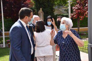 La Diputación de Cuenca celebra el día del Sagrado Corazón homenajeando a los trabajadores que se han jubilado