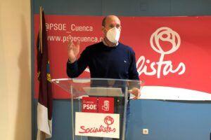 """Sahuquillo ve a un PP """"anclado en el pasado"""" tras las declaraciones de Prieto alabando a Cospedal"""