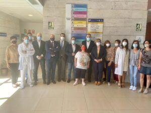 El Gobierno de Castilla-La Mancha pone en valor la inversión en infraestructuras sanitarias para mejorar la calidad de atención a la ciudadanía