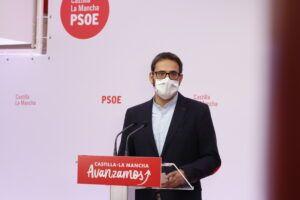"""Gutiérrez recuerda a Núñez que las Cortes de CLM ya aprobaron pedir la bajada del IVA a las peluquerías y centros de belleza: """"No sabe lo que vota"""""""