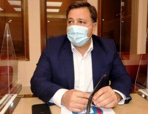 """Manuel Serrano: """"Lo único que los albaceteños le agradecerán a Casañ es que haya dimitido como alcalde de Albacete tras protagonizar los dos peores años de la historia del Ayuntamiento"""""""