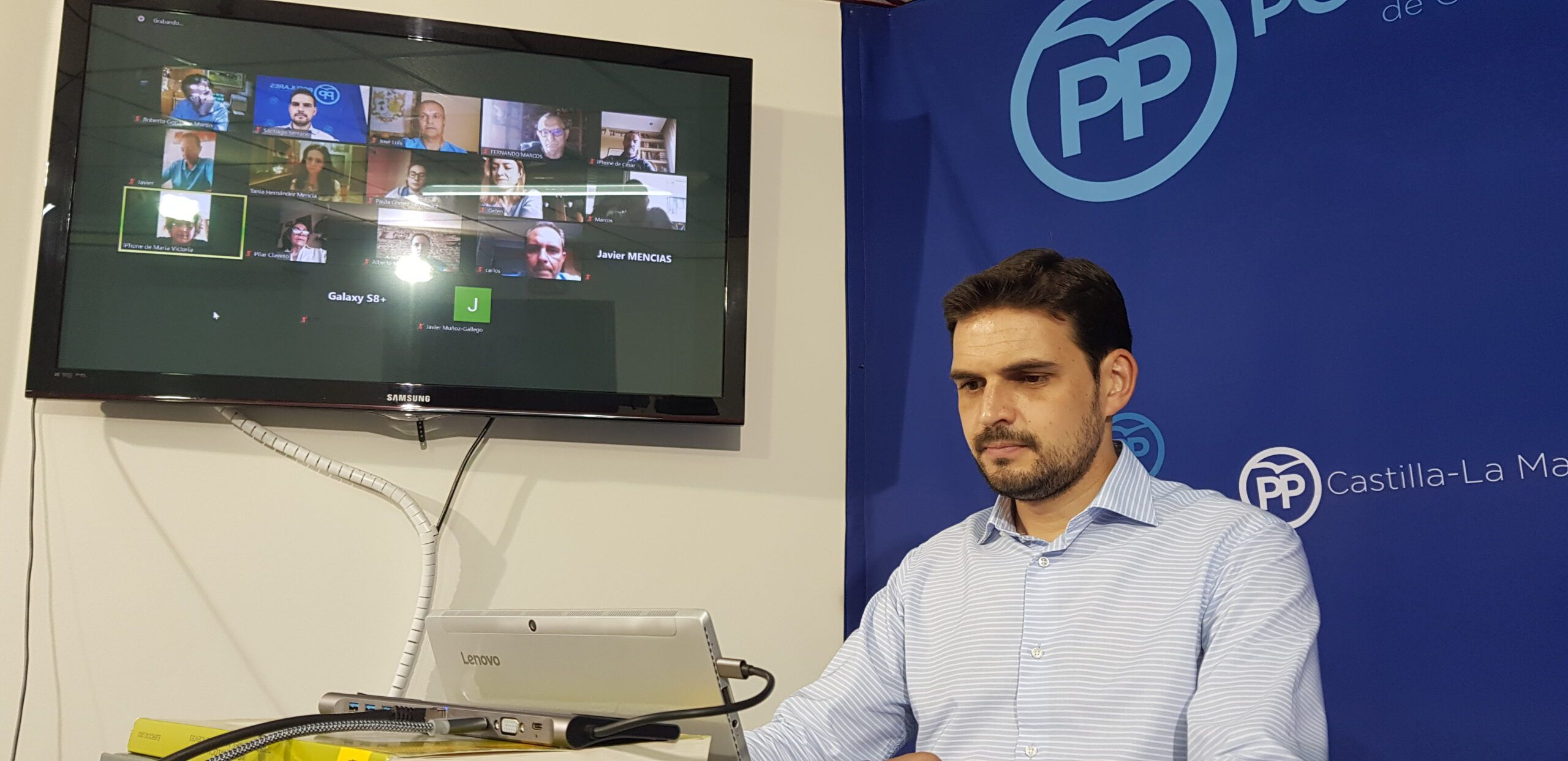 El PP de Talavera saldrá a la calle para recoger firmas contra los indultos