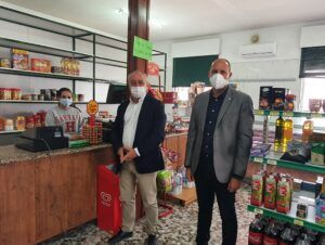 """El Gobierno regional subraya que los nuevos emprendedores que abren negocios son el """"germen del futuro de la comarca de Talavera"""""""