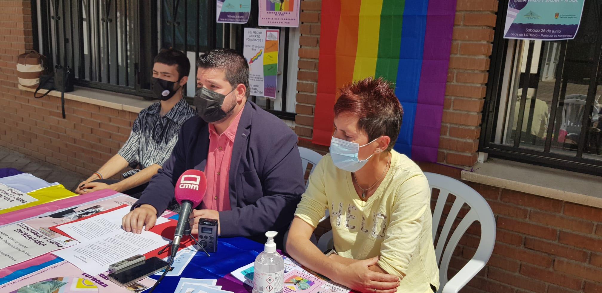 """Daniel Tito: """"Vox da la espalda al colectivo LGTBIQ+ de Talavera"""" e impide la declaración institucional en el Pleno para defender sus derechos"""
