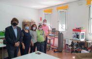 Una subvención del Gobierno de Castilla-La Mancha permite a ASMINAL contratar a cinco personas para mantener sus servicios a discapacitados