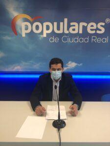 """Valverde :"""" los castellano-manchegos ya no tragan más y la tendencia hacia un gobierno del PP que marcan las encuestas es imparable"""""""