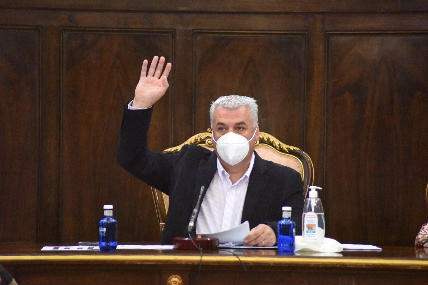José Luis Vega representará a la Diputación en el Consejo de Captación de Inversión Extranjera