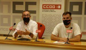 CCOO CLM presenta un plan de choque para atajar la insoportable precariedad que sufre la juventud y mejorar sus condiciones laborales y de vida